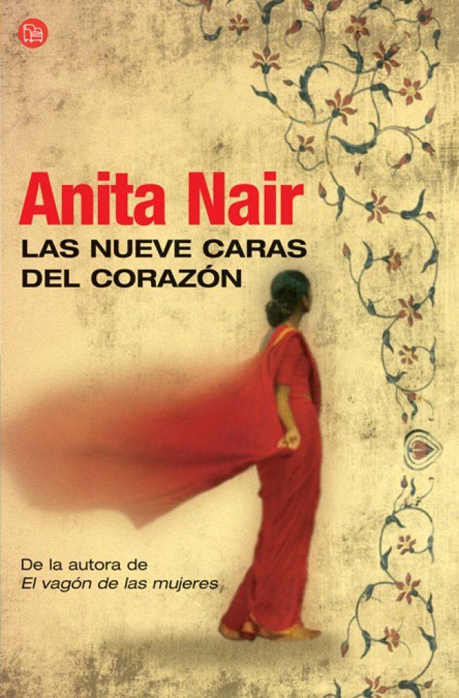 Las Nueve Caras Del Corazon por Anita Nair Gratis