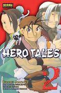 hero tales 2-hiromu arakawa-9788467901764