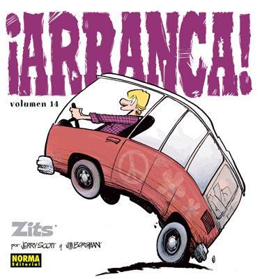 ZITS 14: ¡ARRANCA!