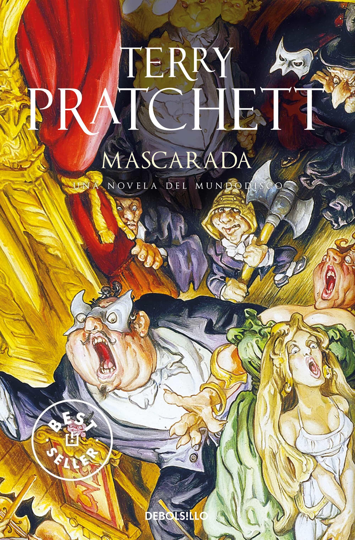 Mascarada (mundodisco 18 / Las Brujas 5) por Terry Pratchett