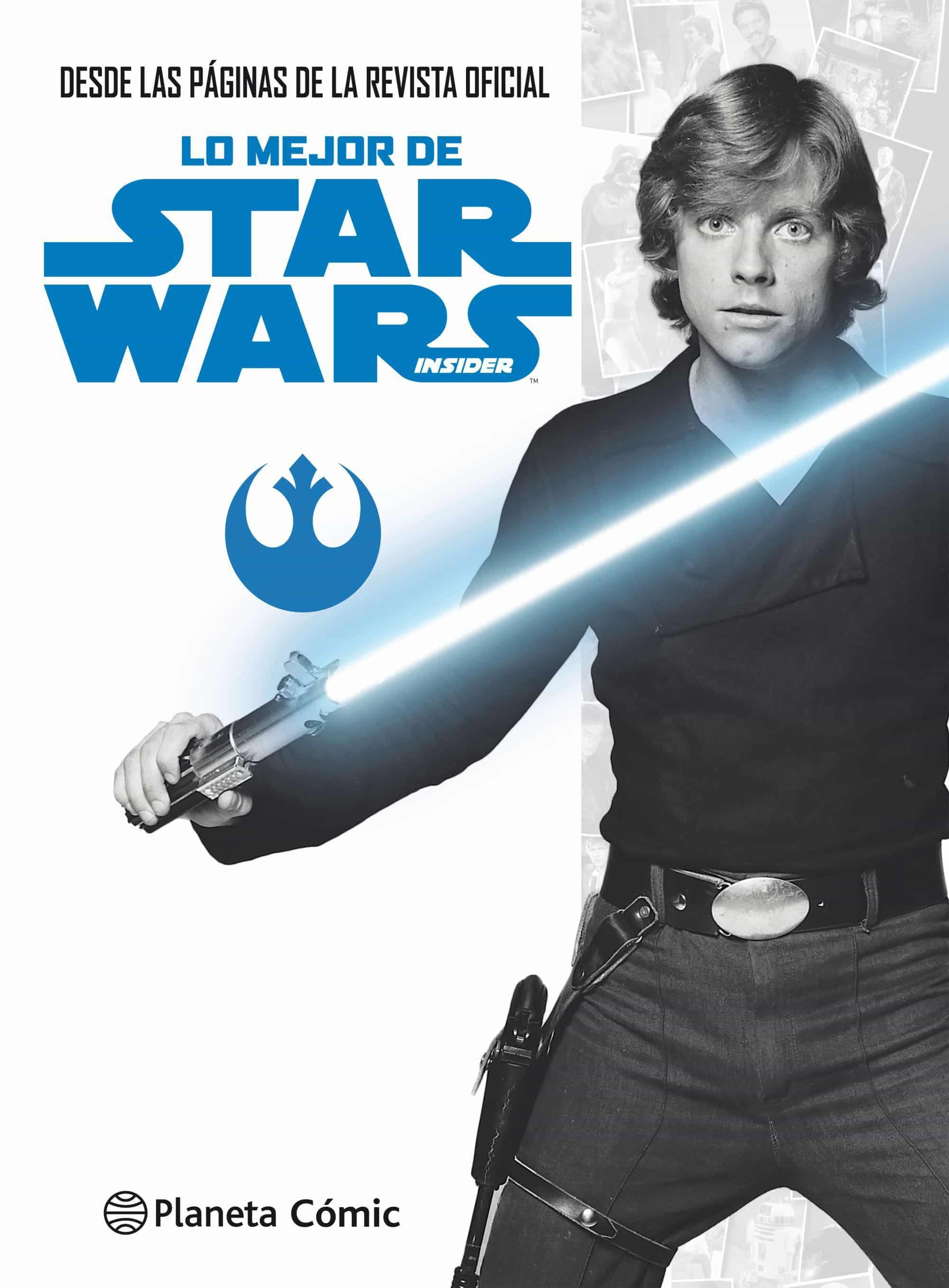 Lo Mejor De Star Wars Insider por Vv.aa.