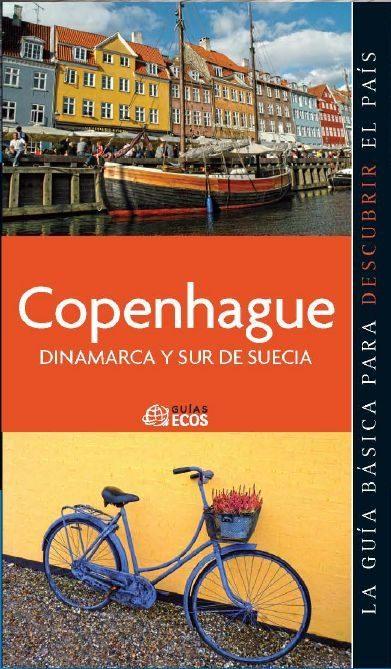 copenhague, dinamarca y sur de suecia 2011 (guias ecos)-9788493655464