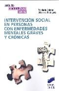 Intervencion Social En Personas Con Enfermedades Graves Y Cronica S por Abelardo Rodriguez Gonzalez;                                                                                    Abelardo Rodriguez;                                                                                    Teodosia Sobrino epub