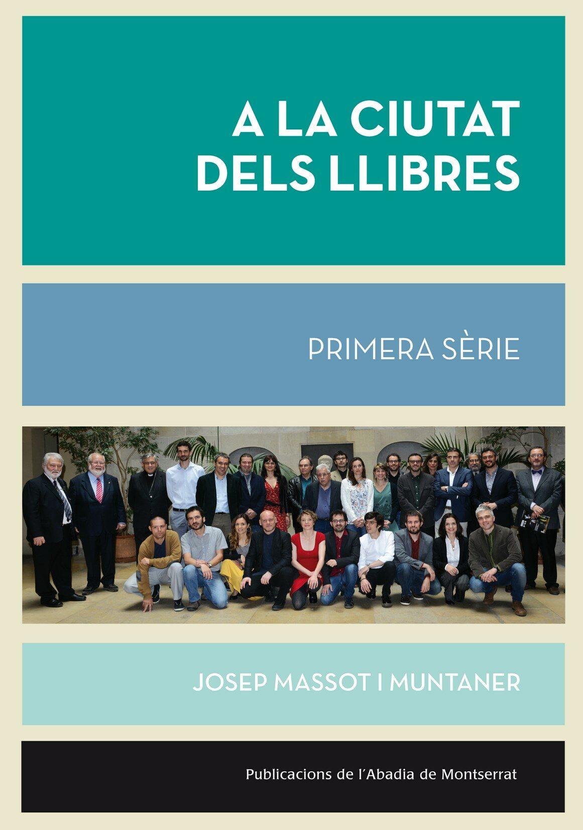 a la ciutat dels llibres-josep massot i muntaner-9788498837964