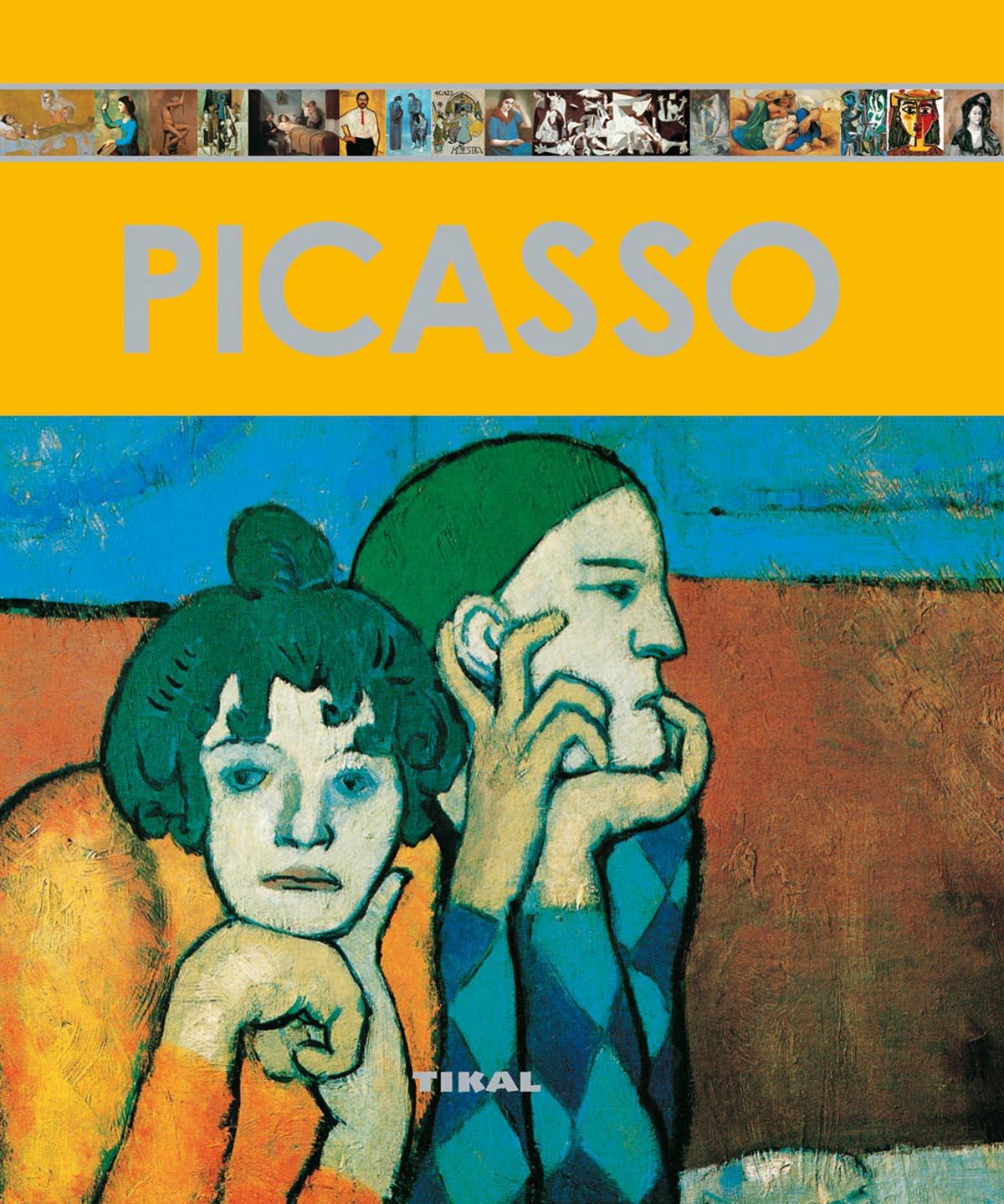 picasso-maria jose mas marques-9788499280264