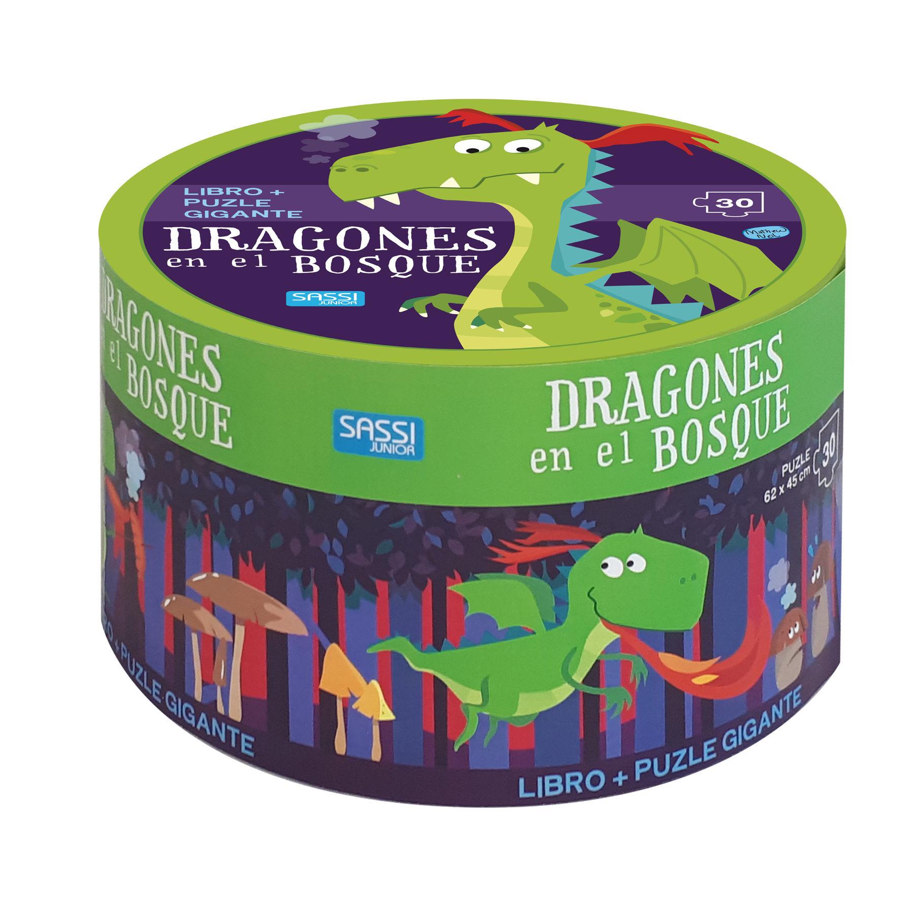 Dragones Del Bosque por Vv.aa.