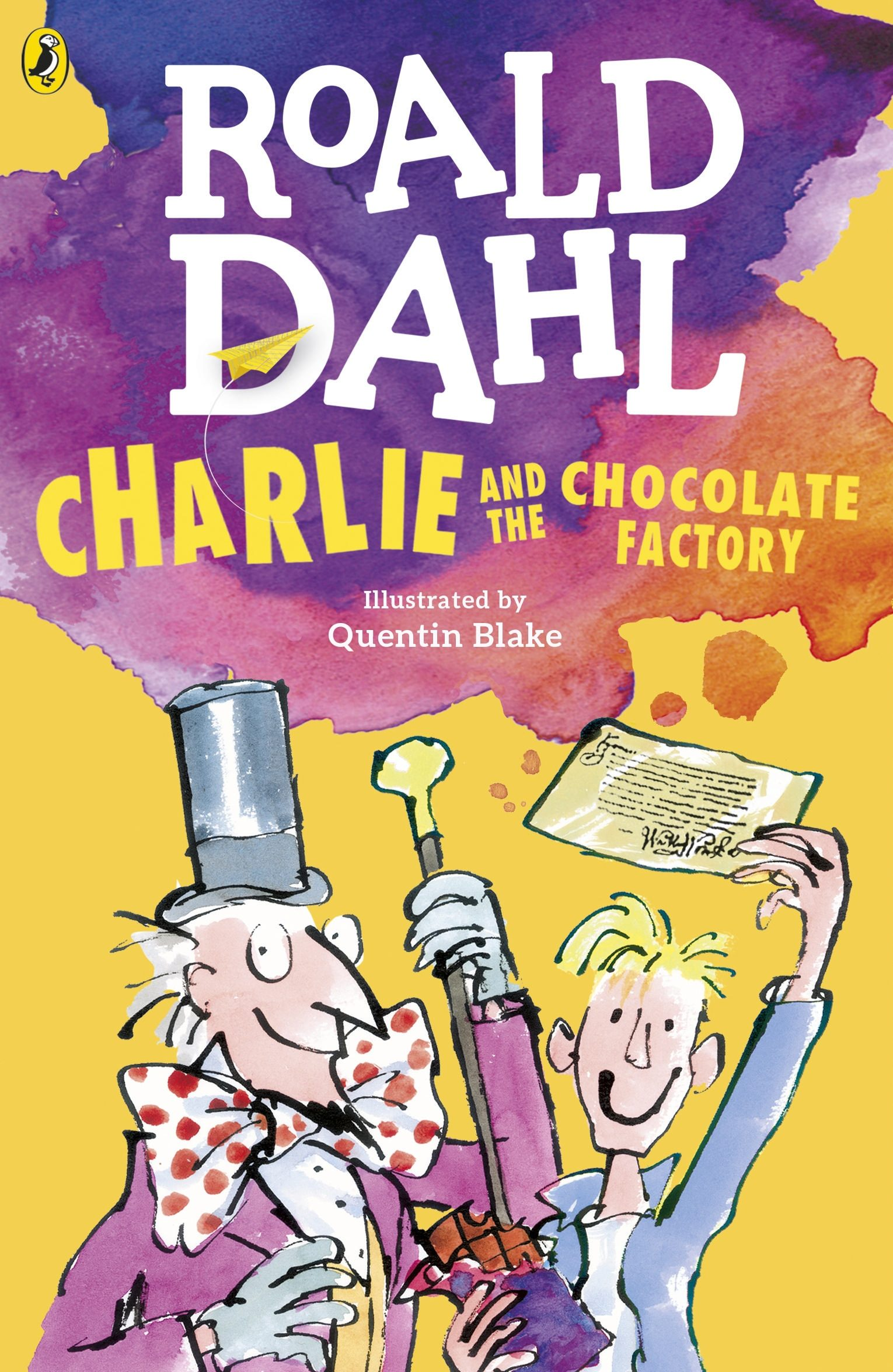 Resultado de imagen para Charlie and the Chocolate factory by Roald Dahl libro
