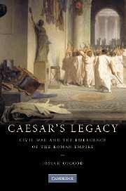 Caesar S Legacy por Josiah Osgood epub