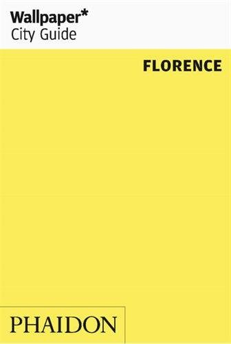 wallpaper city guide florence 2018-9780714876474