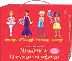 Mi Maletin De El Vestuario Pegatinas por Vv.aa.
