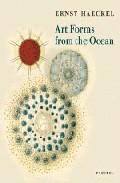 Art Forms From The Ocean: The Radiolarian Atlas Od 1862 por Ernst Haeckel