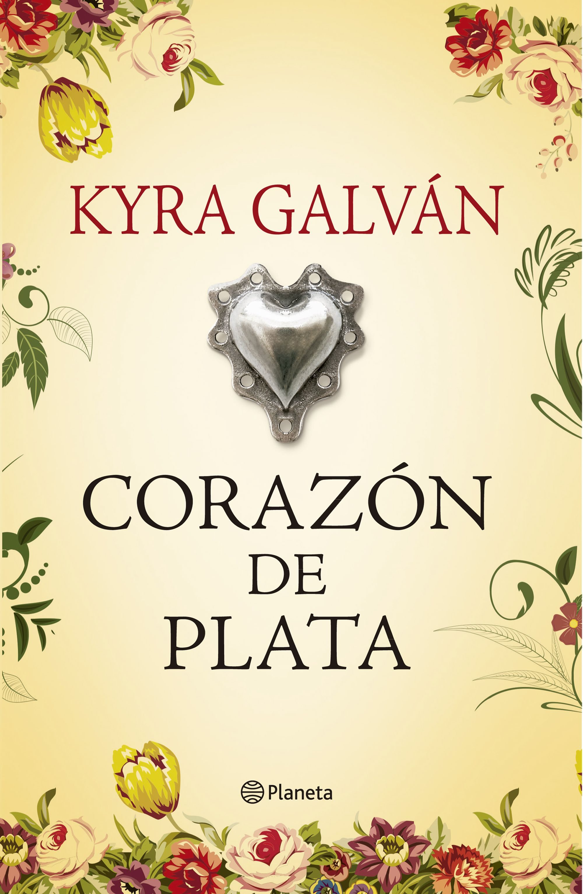 corazón de plata (ebook)-kyra galvan-9786070721274