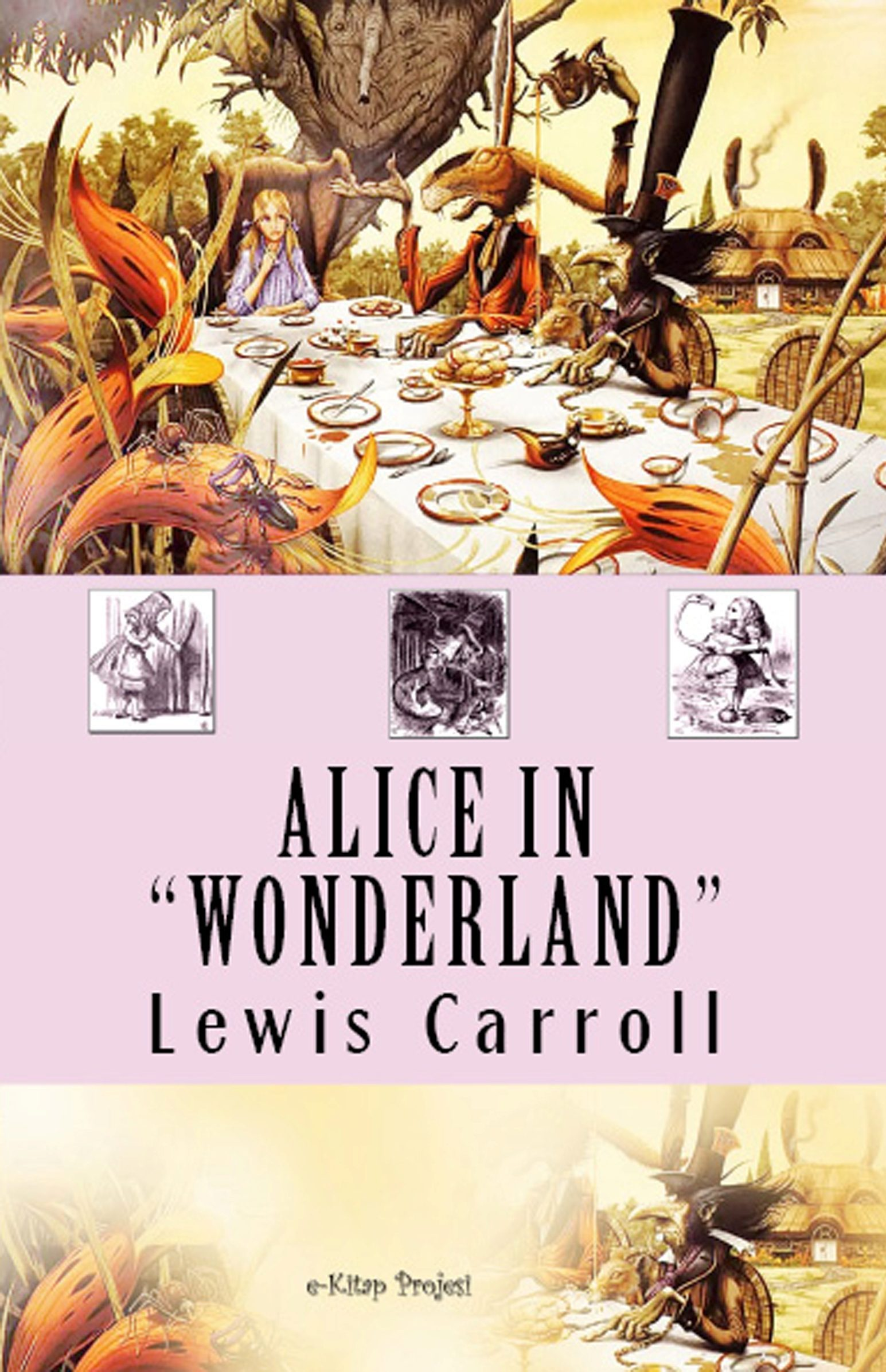 Alice In Wonderland Epub