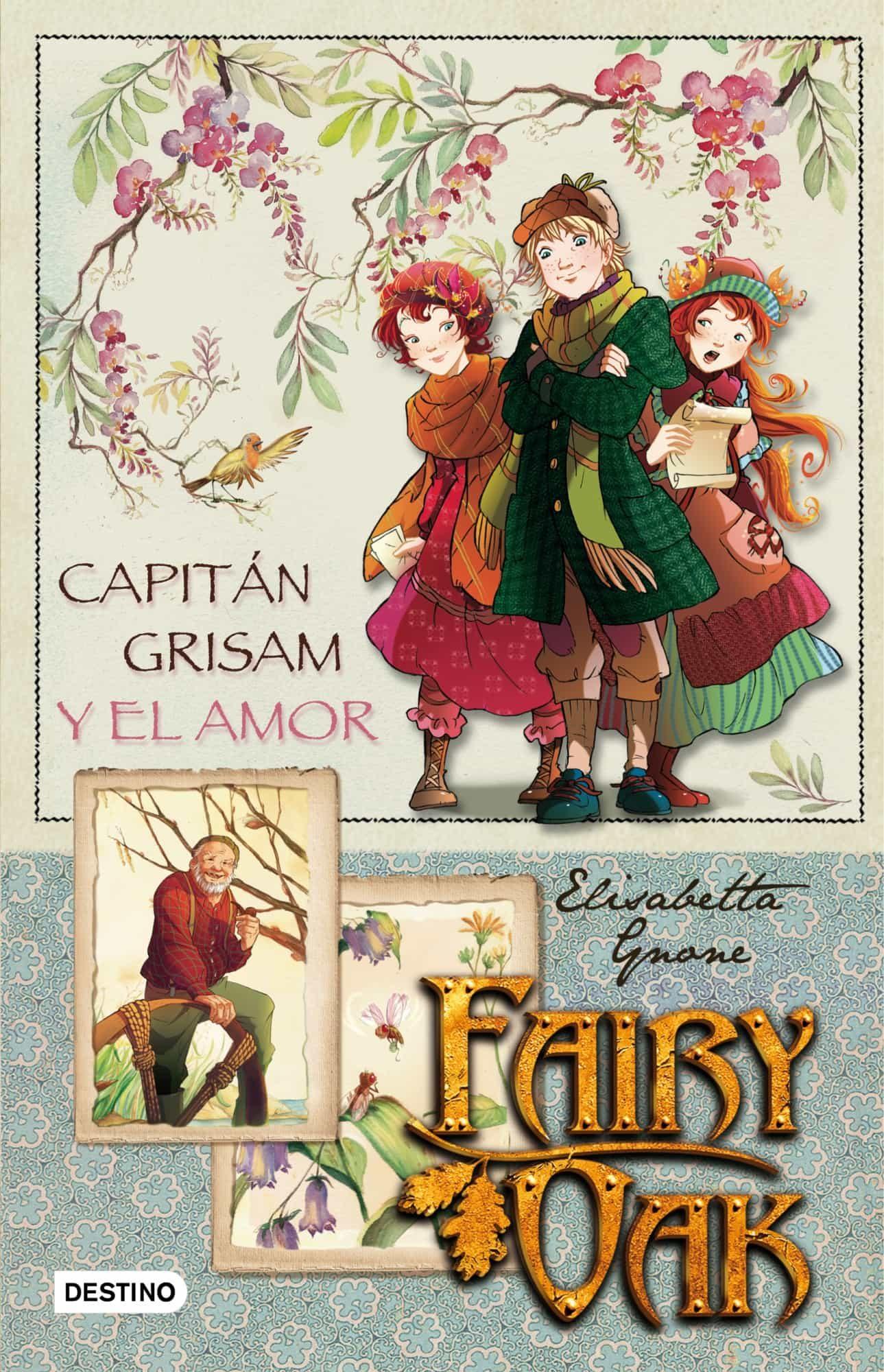 libro el capitan grisam y el amor