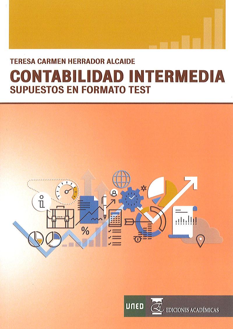 contabilidad intermedia supuestos en formato test teresa carmen