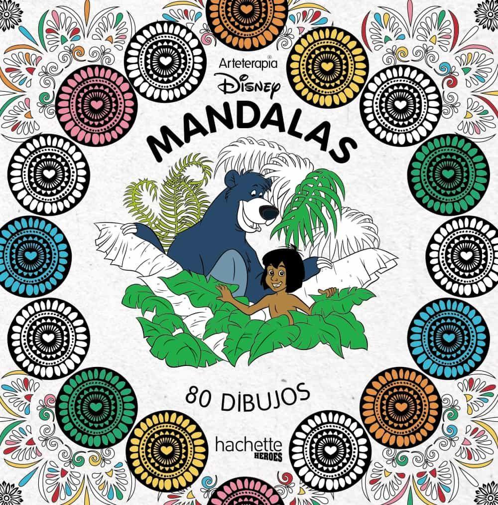 ARTETERAPIA: MANDALAS DISNEY | VV.AA. | Comprar libro 9788416857074