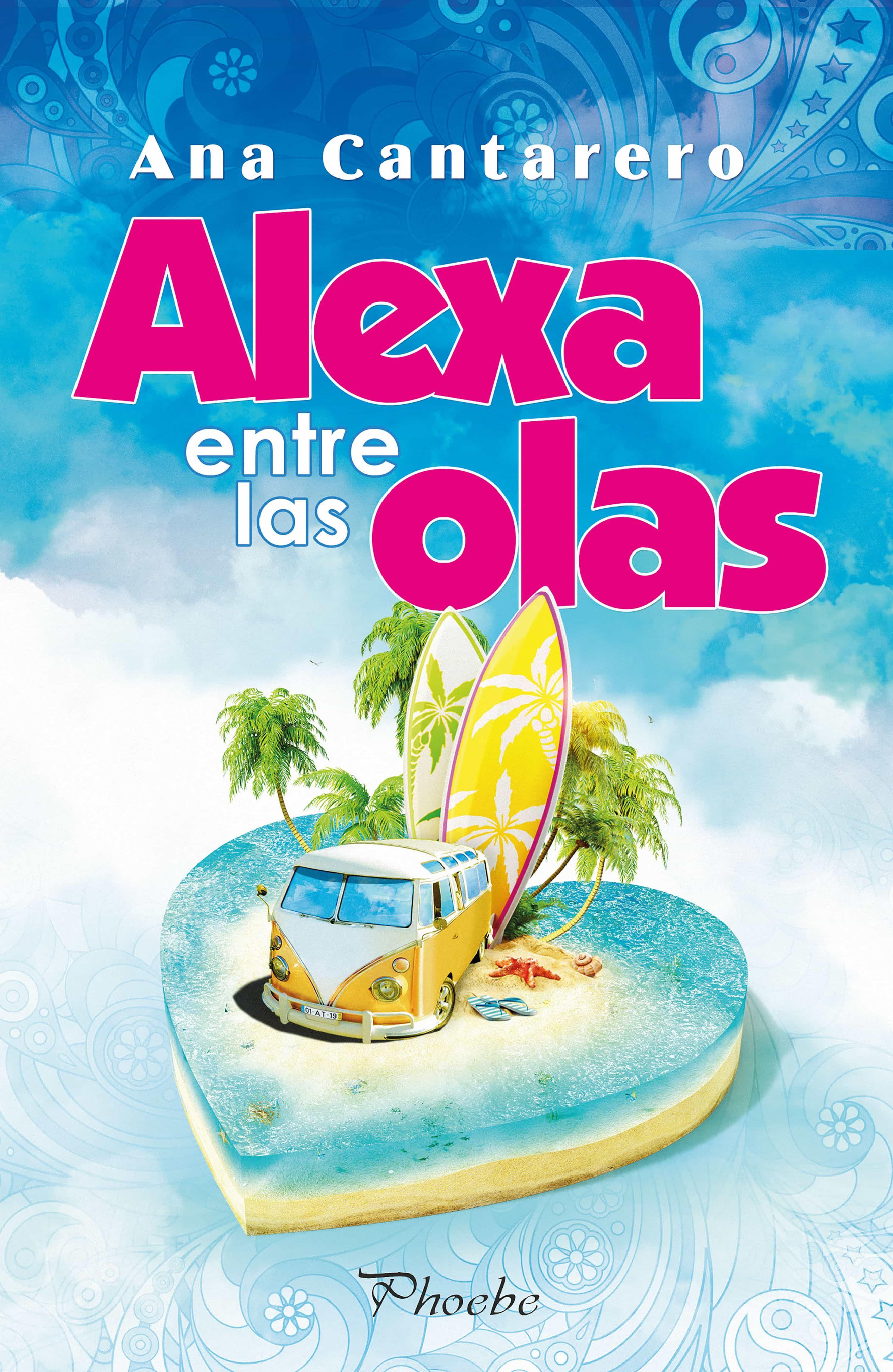 Alexa Entre Las Olas   por Ana Cantarero