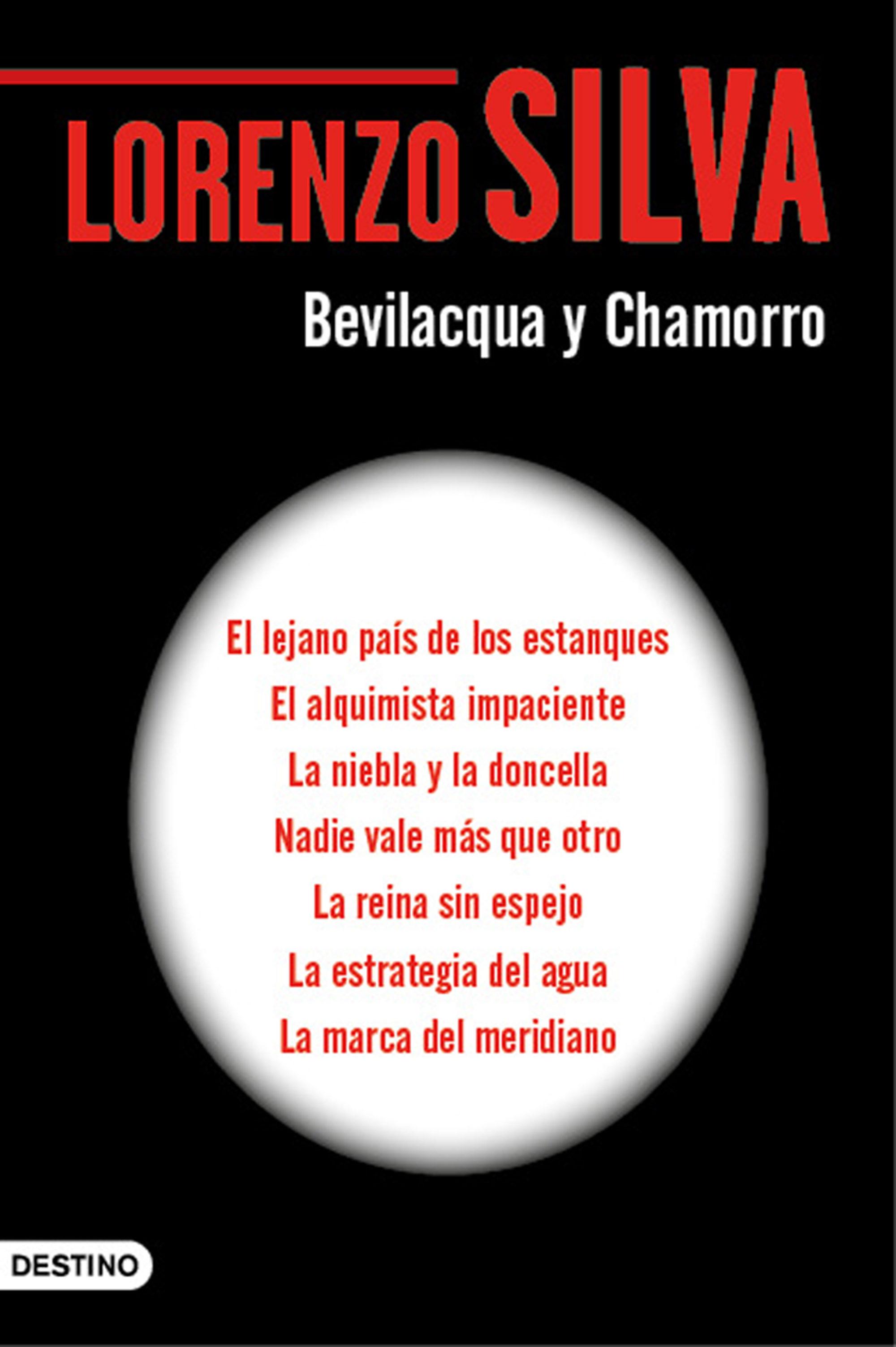 SERIE BEVILACQUA Y CHAMORRO (PACK) (EDICIÓN DE 2014) EBOOK | LORENZO ...