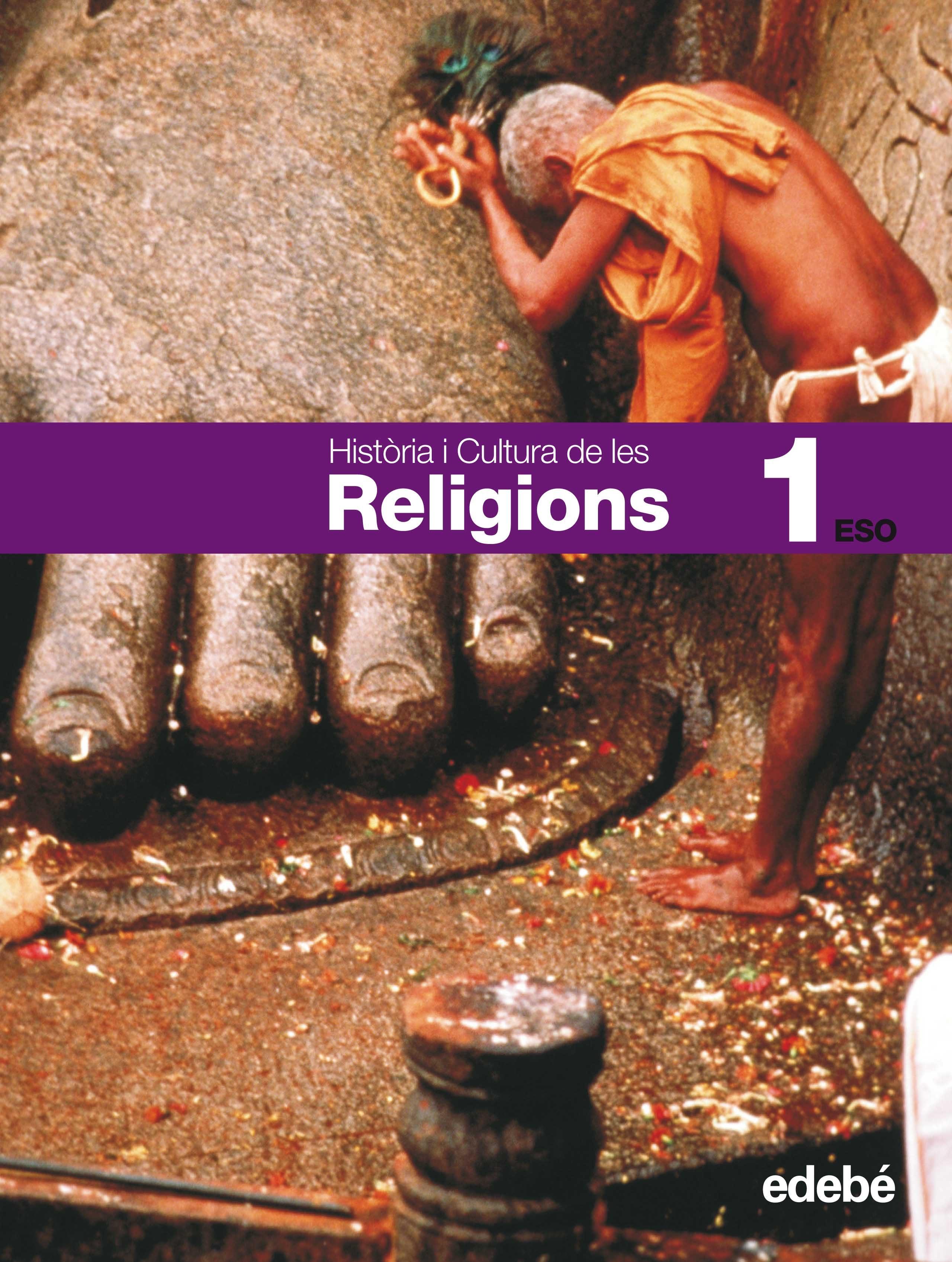Historia I Cultura De Les Religions 1er Eso por Vv.aa. epub