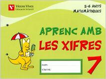 Aprenc Amb Les Xifres 7 (5-6 Anys): Infantil por Vv.aa. epub