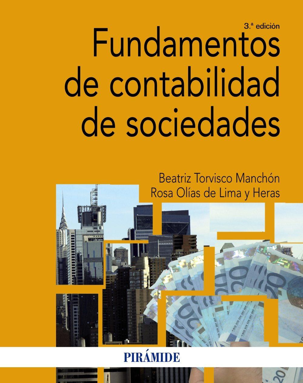 FUNDAMENTOS DE CONTABILIDAD DE SOCIEDADES (3ª ED.)   BEATRIZ ...