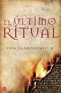 El Ultimo Ritual por Yrsa Sigurdardottir epub
