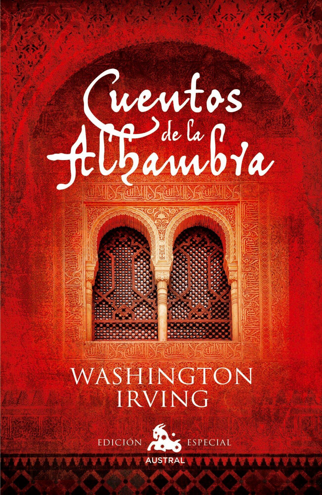 Image result for cuentos de la alhambra