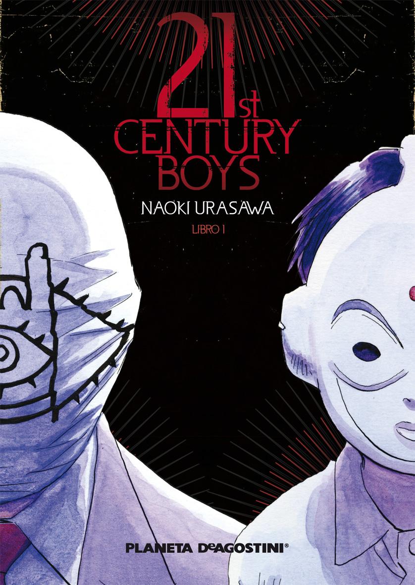 21 Century Boys Nº 1 por Naoki Urasawa