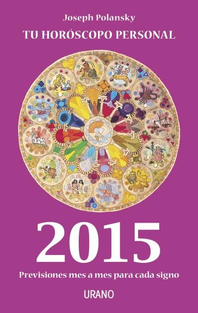 Tu Horoscopo Personal 2015 por Joseph Polansky epub