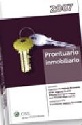 Prontuario Inmobiliario 2007