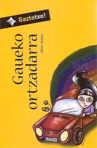 Gaueko Ortzadarra por Aitor Arana