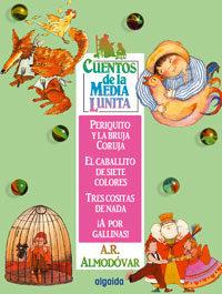 Cuentos De La Media Lunita 3 por Antonio Rodriguez Almodovar