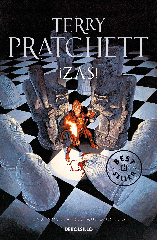 ¡zas! (mundodisco 34 / La Guardia De La Ciudad 10) por Terry Pratchett