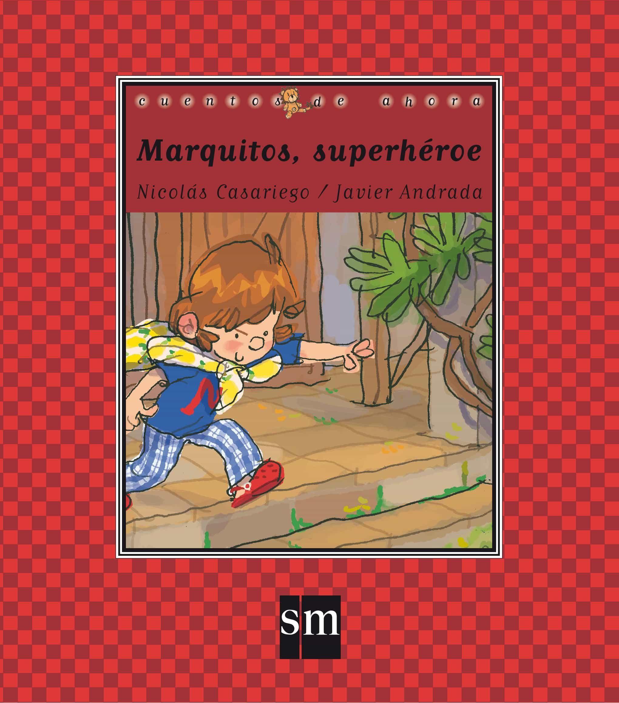 Marquitos Superhéroe por Nicolas Casariego