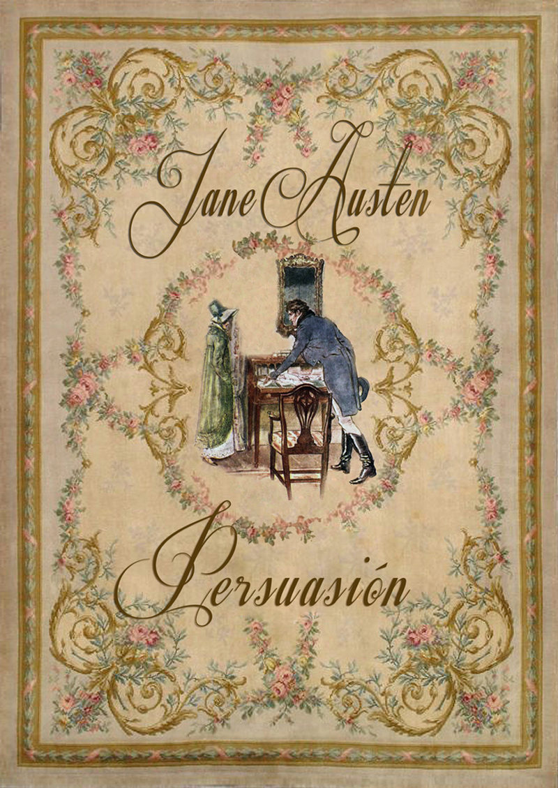persuasion + dvd documental sobre jane austen (ed. conmemorativa ilustrada a color)-jane austen-9788494363474