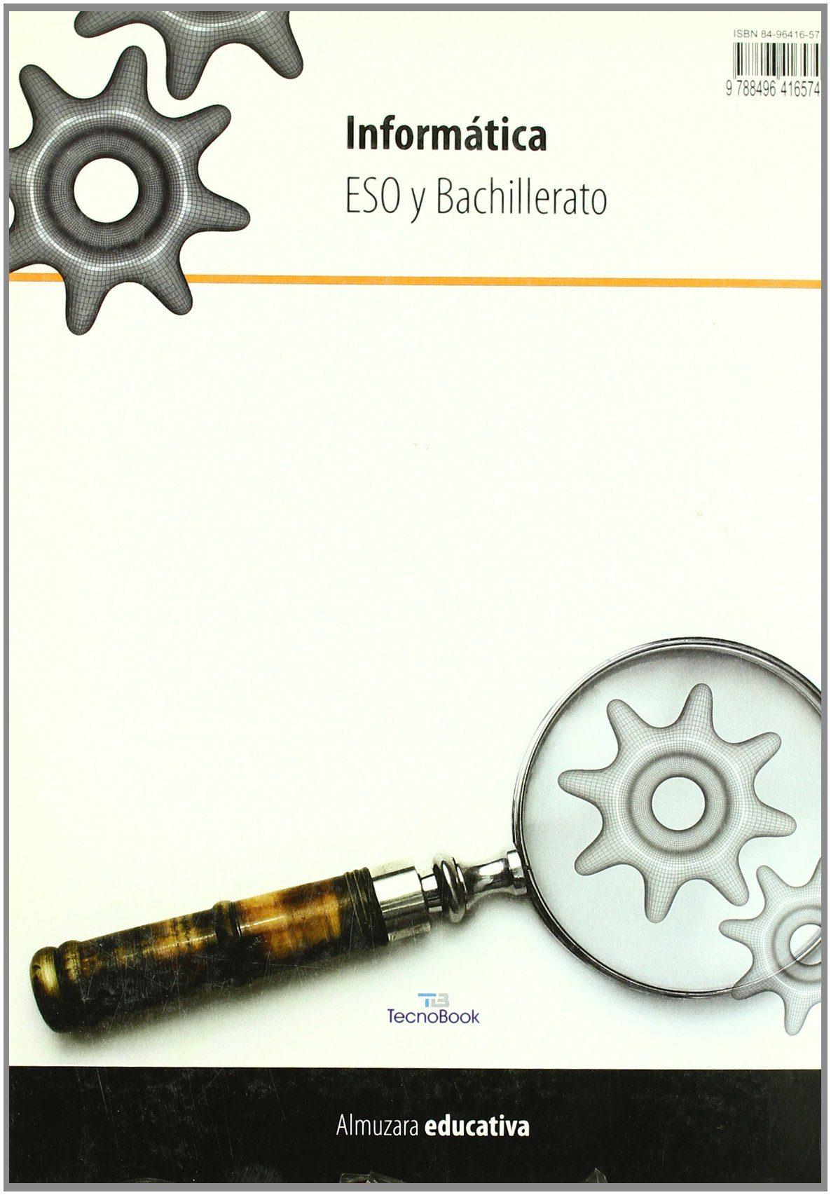 Informatica Guadalinex (eso Bachillerato) por Vv.aa. Gratis