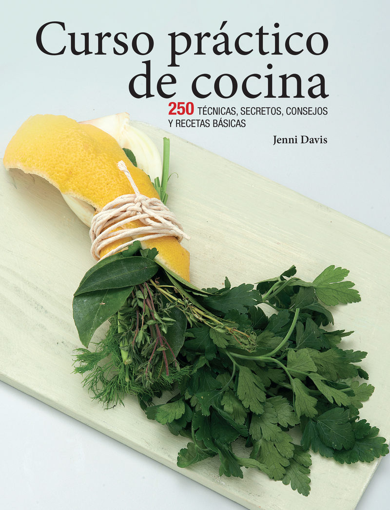 Curso Práctico De Cocina por Jenni Davis