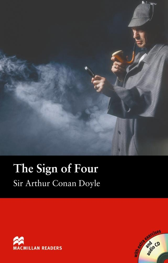 macmillan readers intermediate: sign of four, the-arthur conan doyle-9781405076784
