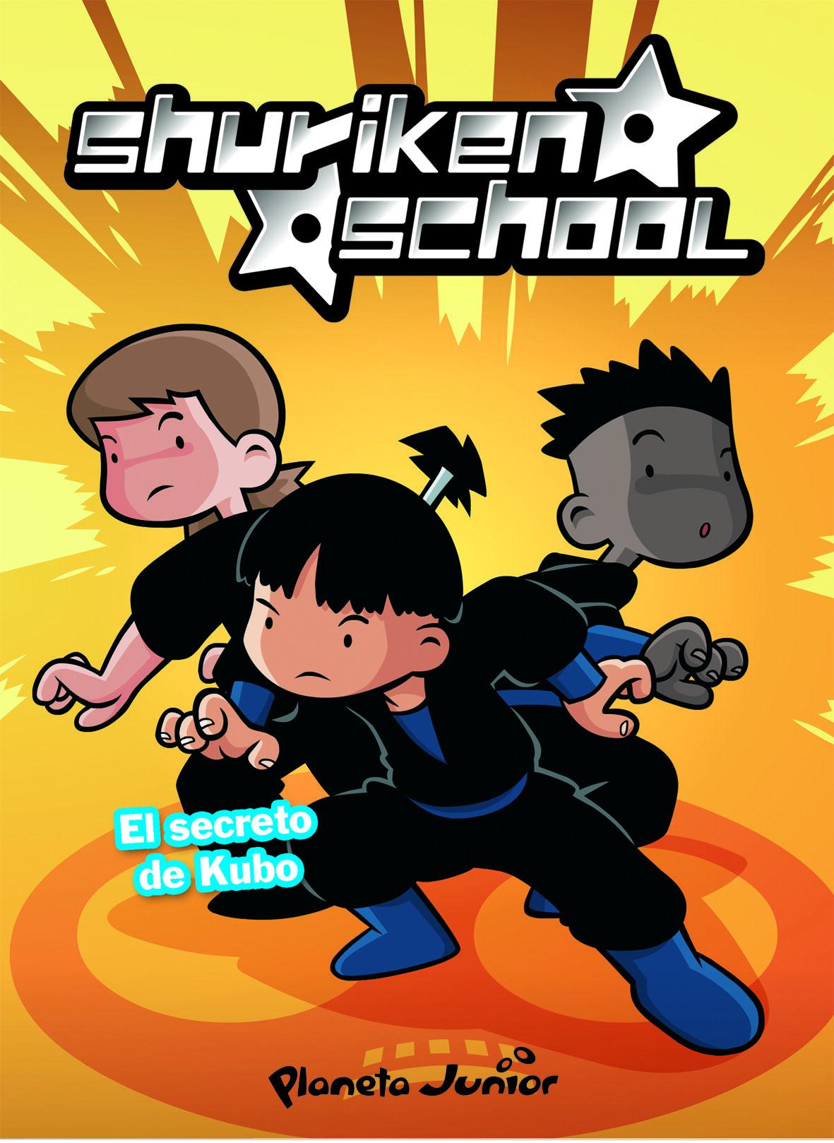 Shuriken School 1: El Secreto De Kubo por Zinkia epub