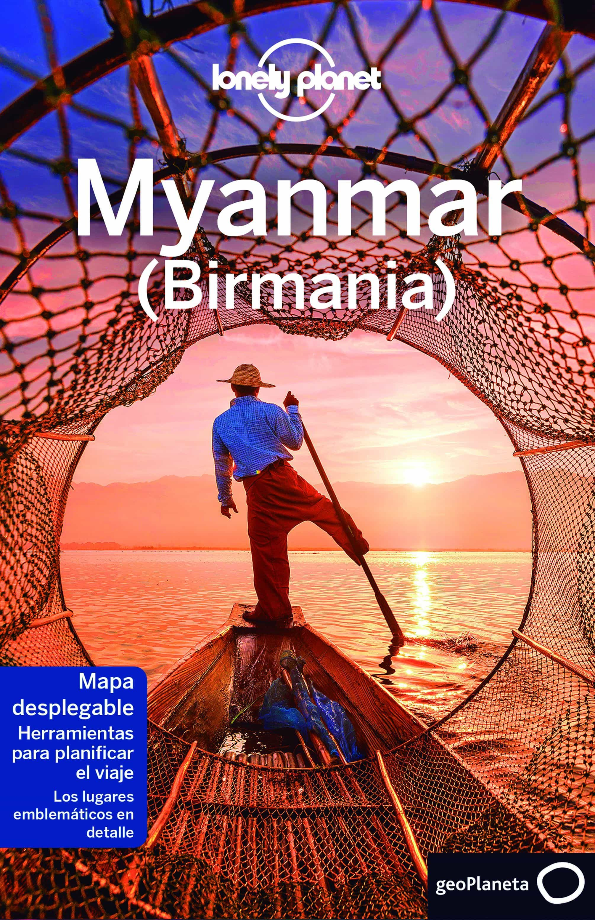 myanmar 2017 (4ª ed.) (lonely planet)-9788408174684