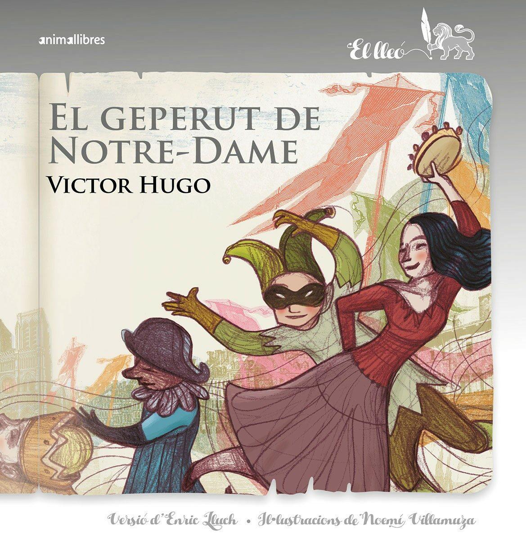 el geperut de notre-dame-victor hugo-9788415975984