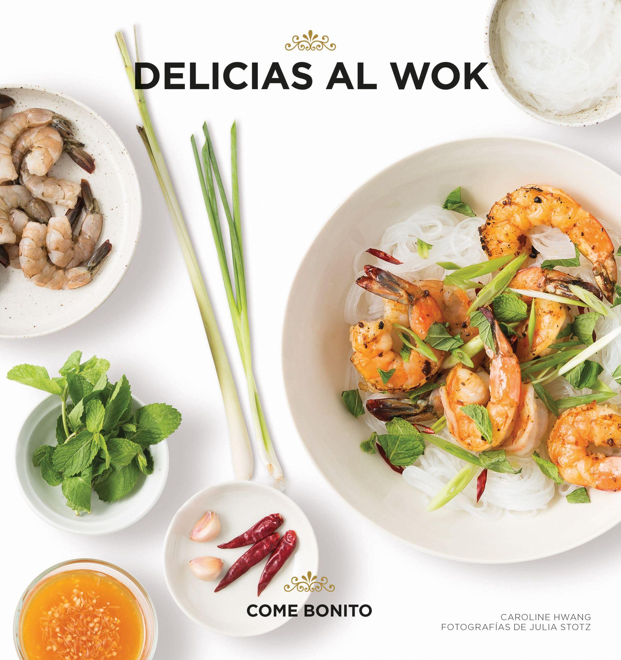 delicias al wok-caroline hwang-9788416890484