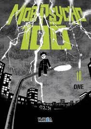 Mob Psycho 100 Nº 10 por One