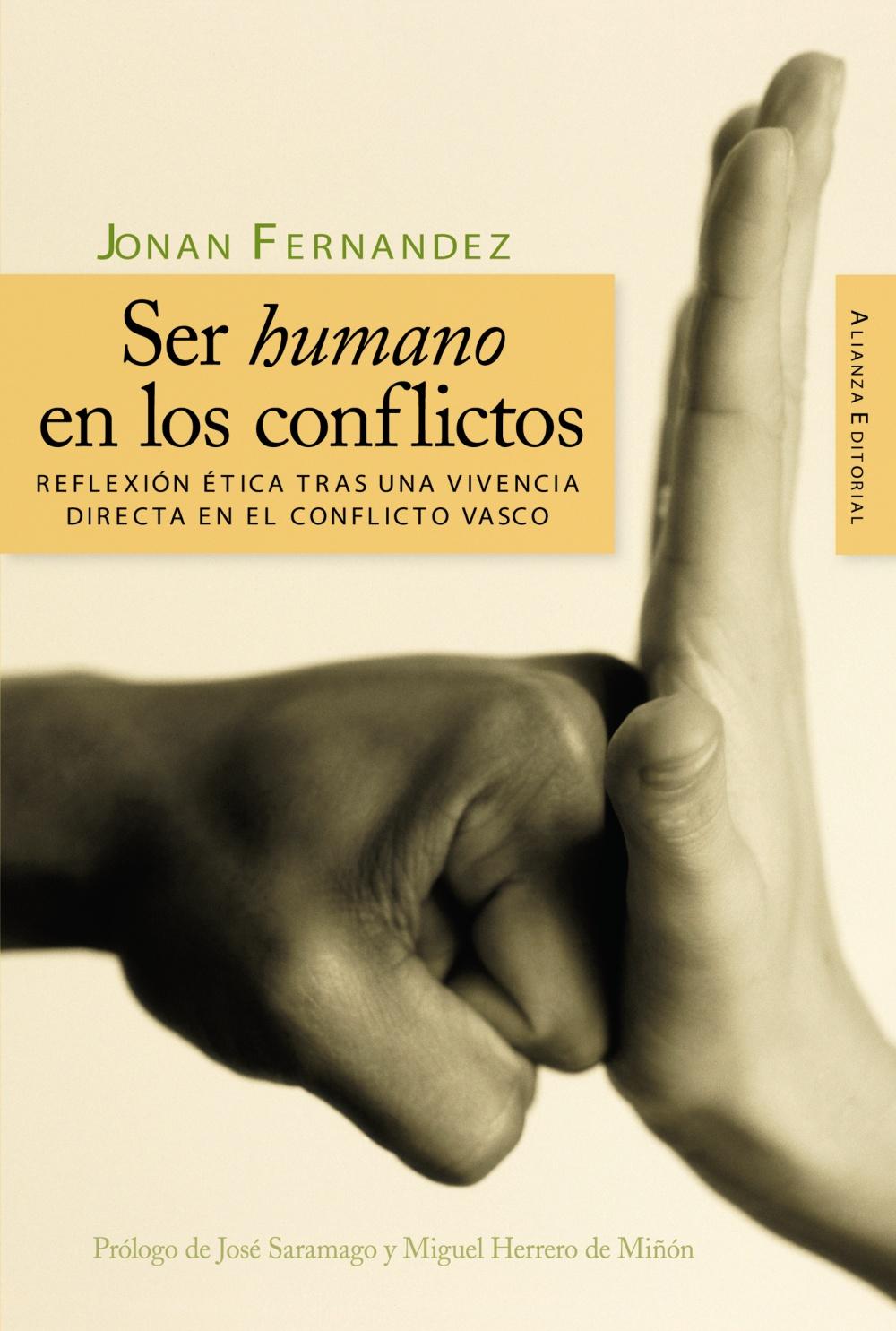 SER HUMANO EN LOS CONFLICTOS | JONAN FERNANDEZ | Comprar libro ...