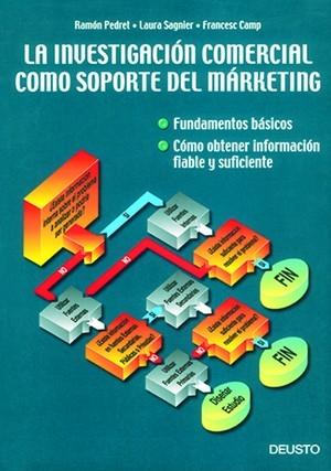 la investigacion comercial como soporte del marketing-ramon pedret yebra-9788423417384