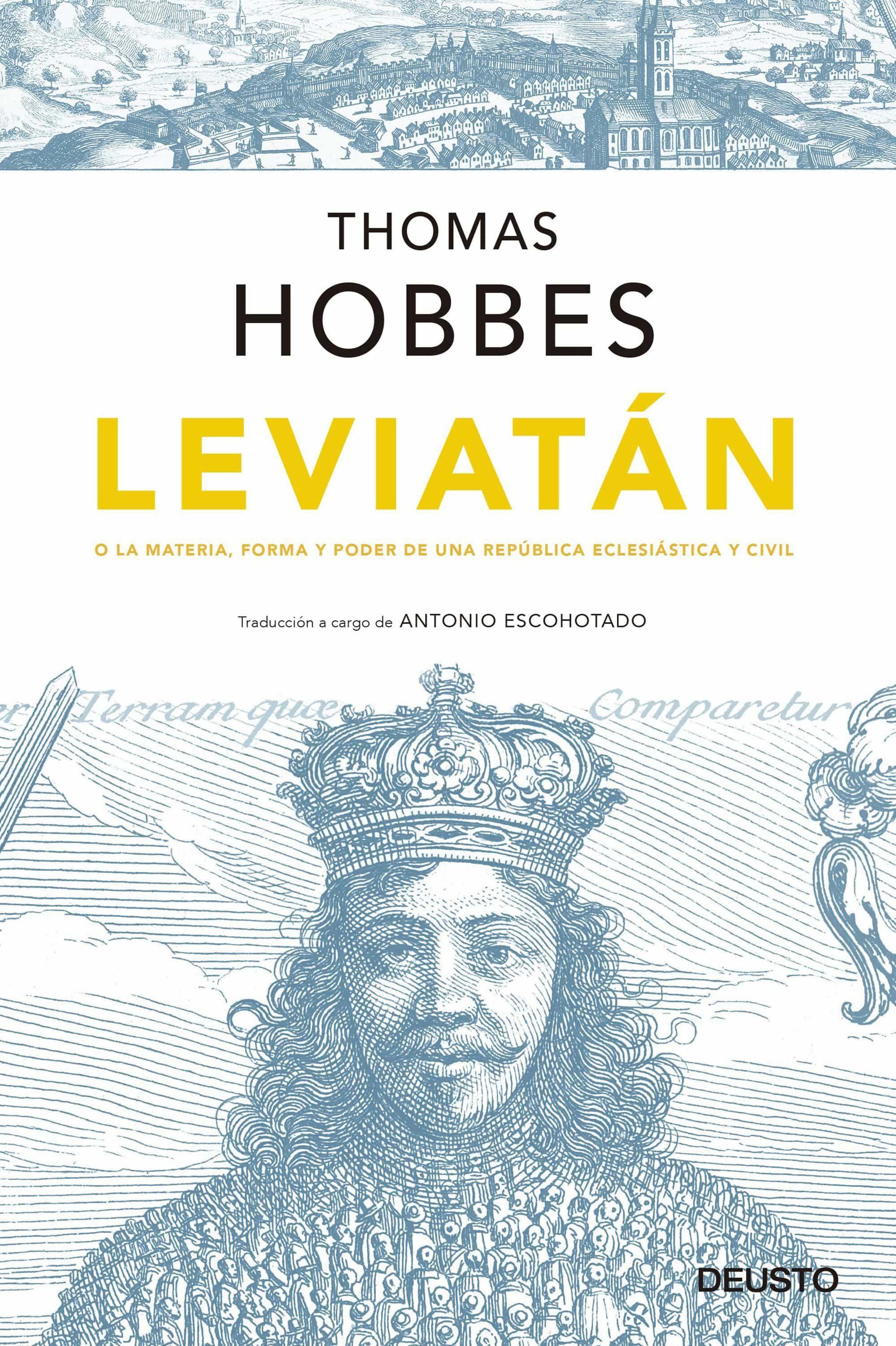 leviatan-thomas hobbes-9788423429684