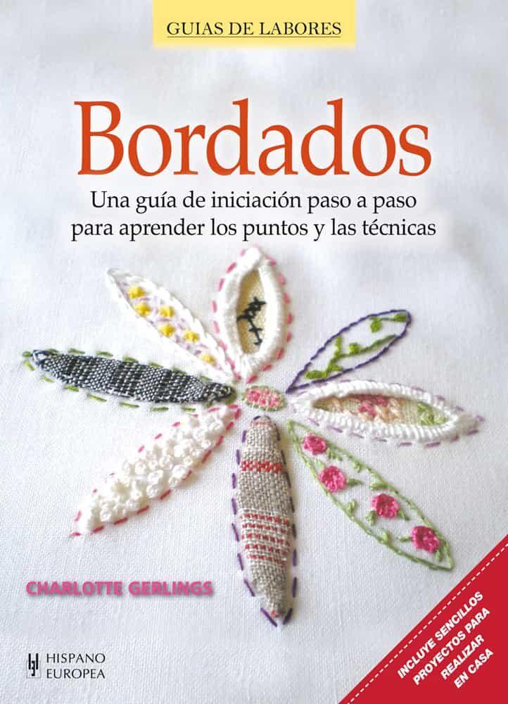 BORDADOS | CHARLOTTE GERLINGS | Comprar libro 9788425520884
