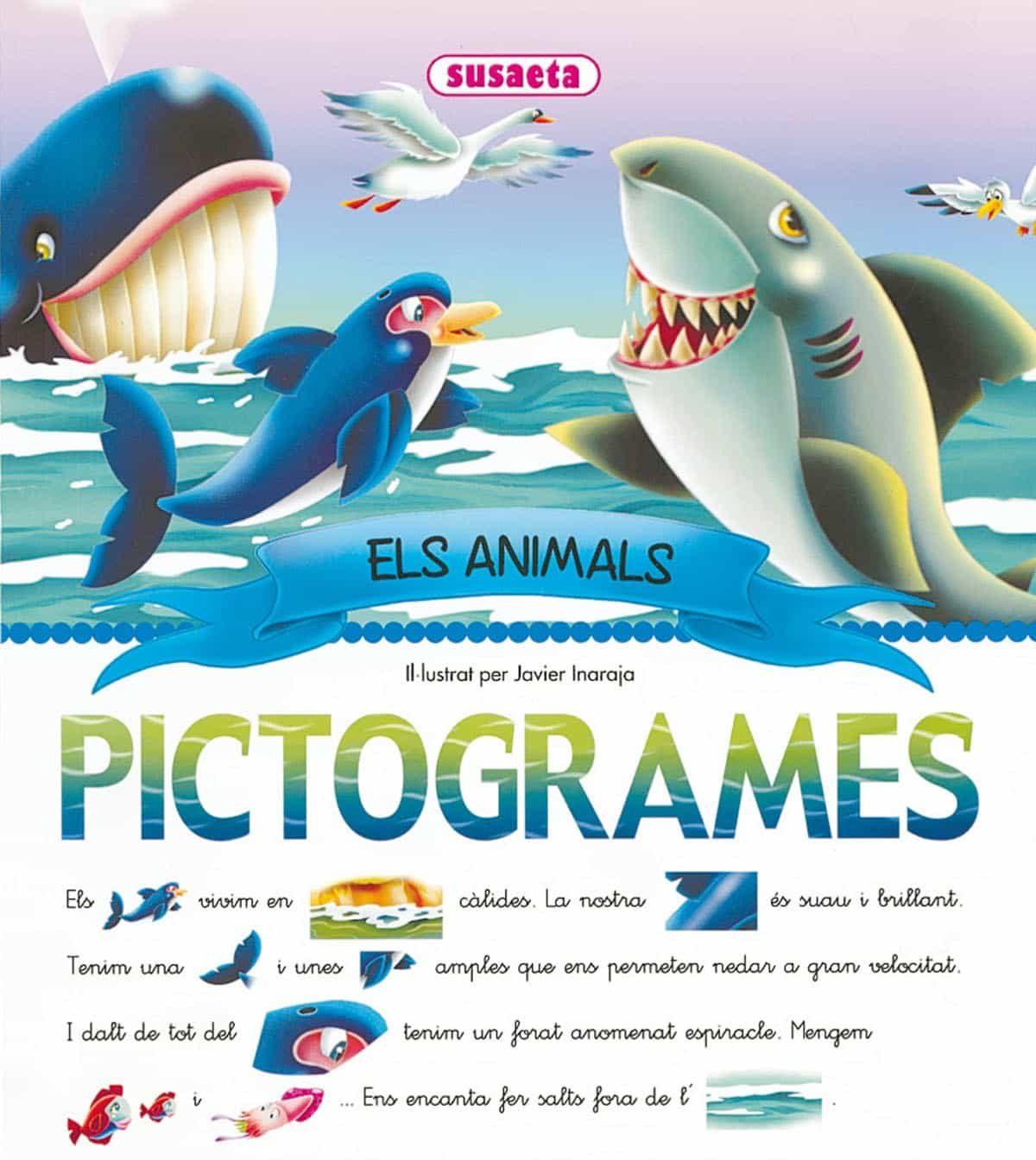 Els Animals (pictogrames) por Vv.aa. Gratis