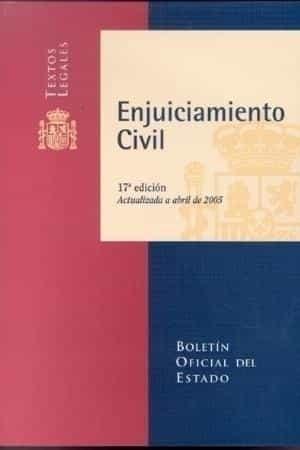 Enjuiciamiento Civil (17ª Ed.) por Vv.aa. Gratis
