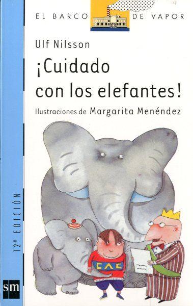 Resultado de imagen de cuidado con los elefantes